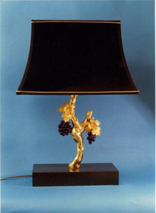 Atelier du Bronze, fabrication de lustre et luminaire en Gironde